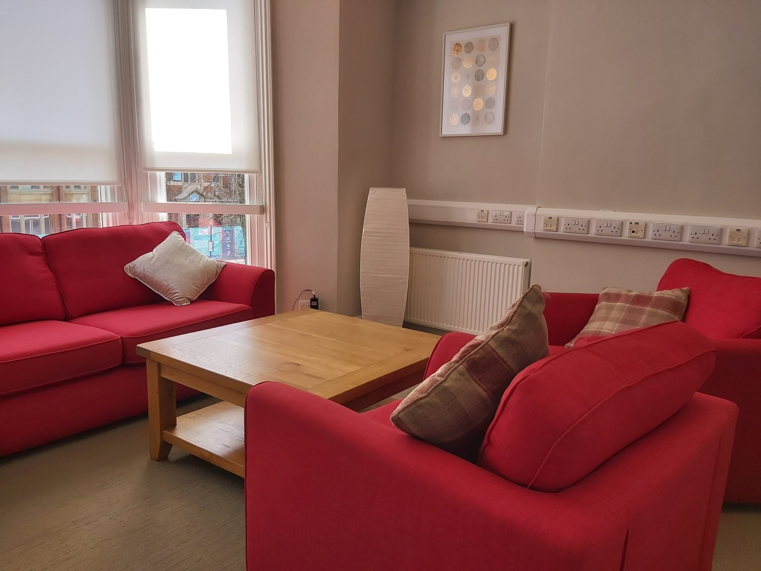 Therapy room hire in Hull and East Yorkshire